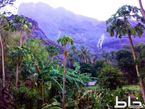 مناظر من مركز خاط
