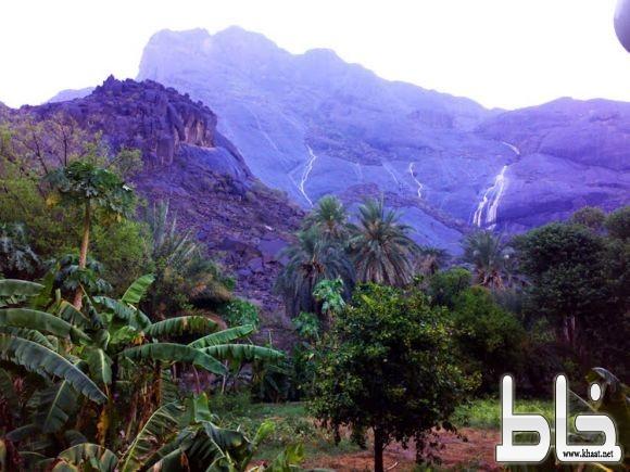 قرية السليل مركز خاط