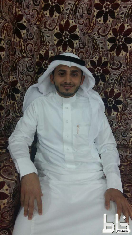 عبدالله العمري يحتفل بعقد قرانه