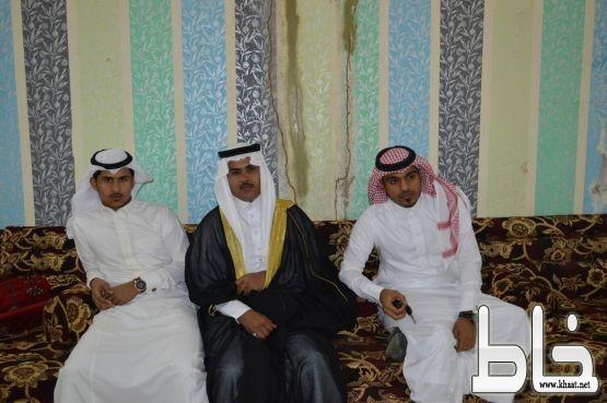 الشاب حسن الشهري يحتفل بزواجه في قاعة أحلى ليالي  بأحد ثربان