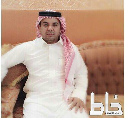 معيض علي صالح يحتفل بالمولود الجديد