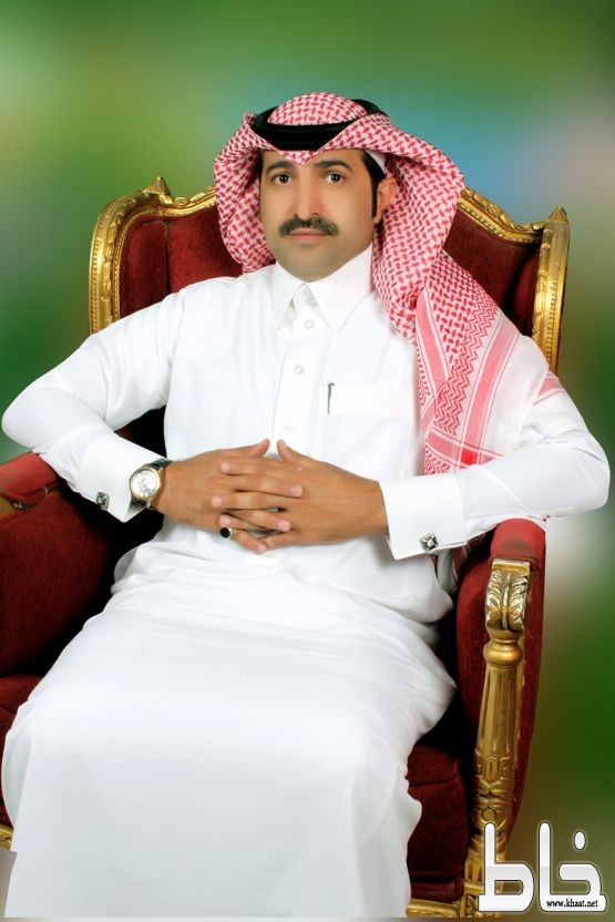 مصلح الشهري ، يعقد قرانه على كريمة الشيخ محمد الشهري