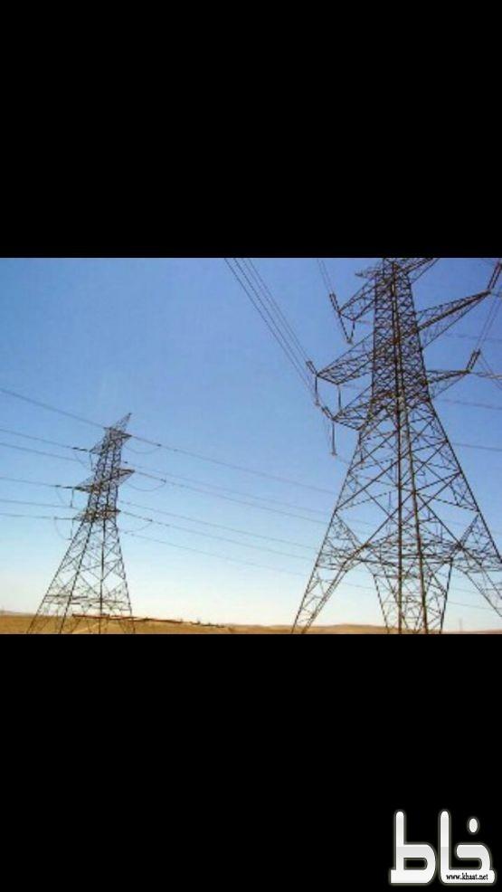 سيناريو  انقطاع الكهرباء يتكرر مع هبوب الريح بأحد ثربان