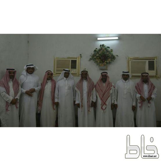 عددمن مشايخ محافظتي القنفذة والمجاردة في ضيافة الشيخ حامد بن حسين وافراد قبيلته