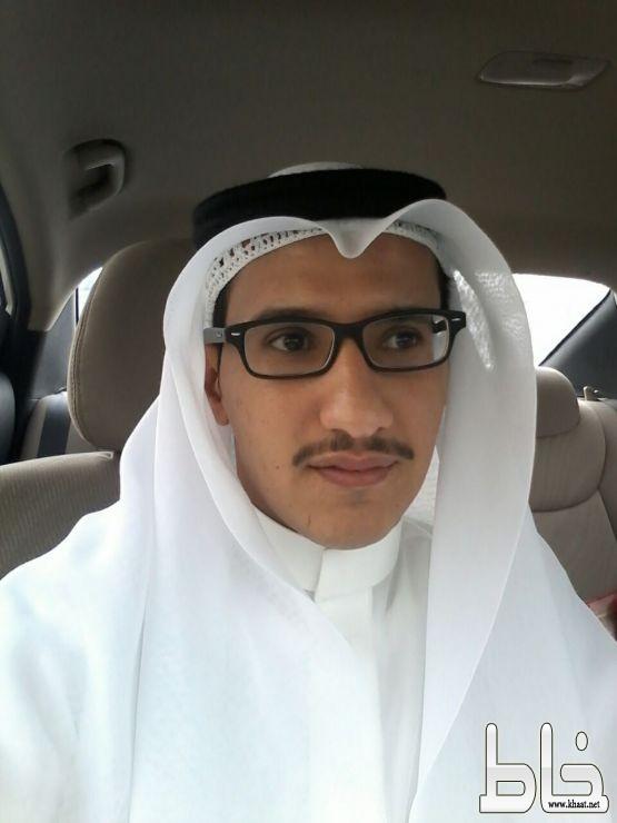 عبدالعزيز ابو شرار يحتفل بالمولود الجديد