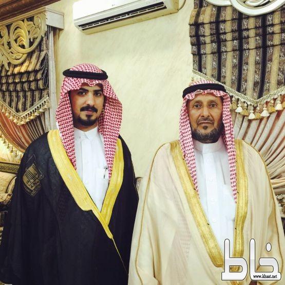 حسن بن فراج يحتفل بتخرج نجله عبدالله من جامعة الملك خالد مع مرتبة الشرف الاولى