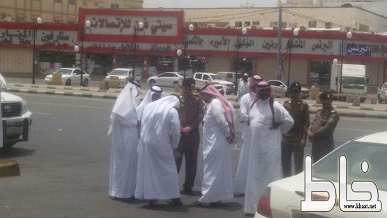 محافظ محايل يقف على إستعدادات الجهات الأمنية لشهر رمضان