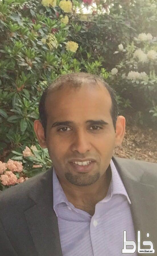 """الدكتوراه بأمتياز  لـ"""" محمد الجامدي """" في علوم الحاسب  من بريطانيا"""