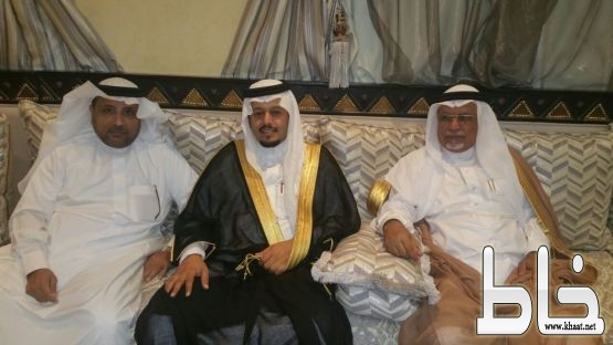 الاستاذ محمد أل خشيل العمري يحتفل بزواجه في قاعة الماسة بمدينة الرياض