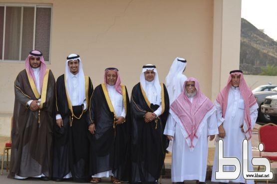 """عائلة آل حجري يحتفلون بزواج ابنهم  """" حسن """" بقاعة أحلى الليالي"""
