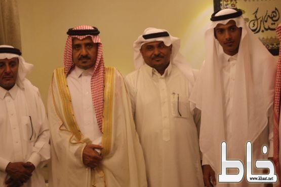 الشاب علي محمد عاطف يحتفل بعقد قرآنة