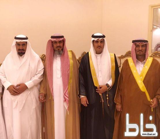 احمد علي الشهري يحتفل بزواجه