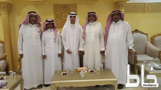 تركي بن سويد بن دحمان يحتفل بعقد قرانه بالرياض