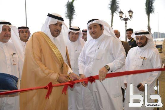 مدير عام الهيئة العامة للسياحة والتراث الوطني بمنطقة مكة  يفتتح فندق الدار البيضاء جراند بجدة