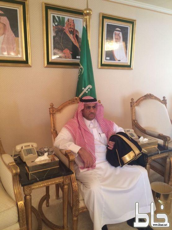 عبدالله البارقي ملازماً من الكلية الحربية بدولة باكستان