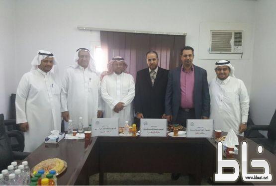 عامر العبدلي يحصل على الماجستير في الموهبة والإبداع بامتياز
