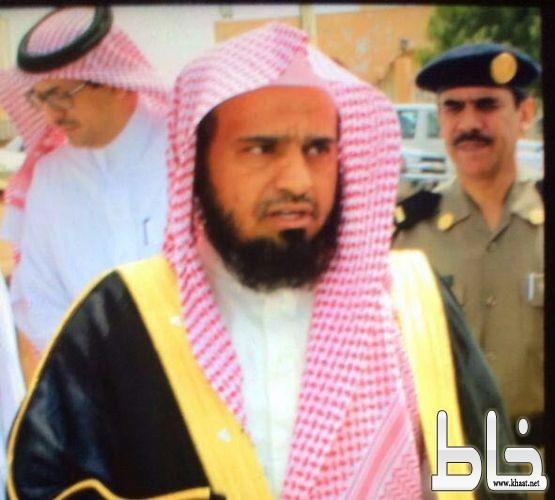 الشيخ جابر آل حلبد للمرتبة الثالثة عشر