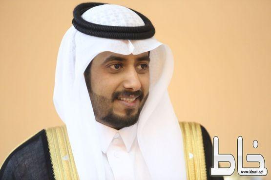 شيخ قبيلة آل صميد الشيخ سالم بن دبج يحتفل بزواج نجله الملازم اول ظافر