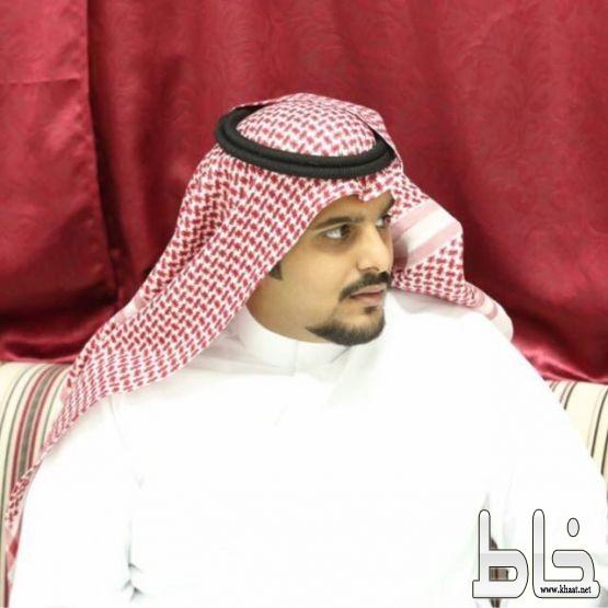 عبدالله يضيء منزل حسن الشهري