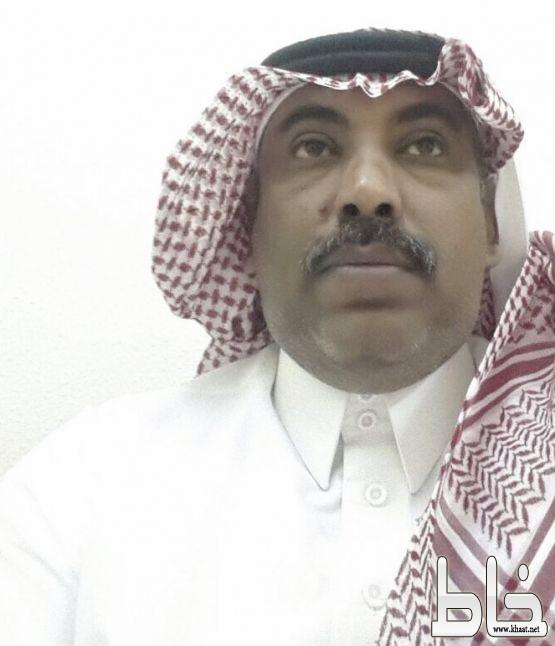 """عبدالله راشد الشهري يحتفل بقدوم """" سلمان """""""