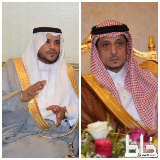 جابر الشهري عضو شرف الهلال يقدم واجب العزاء لمحافظ #بيشه