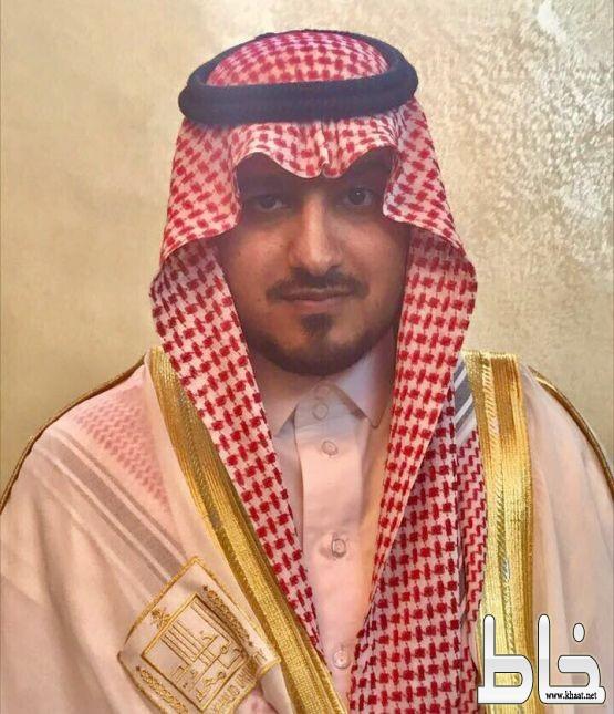 عبدالمجيد الشهري يحصل على درجة الماجستير