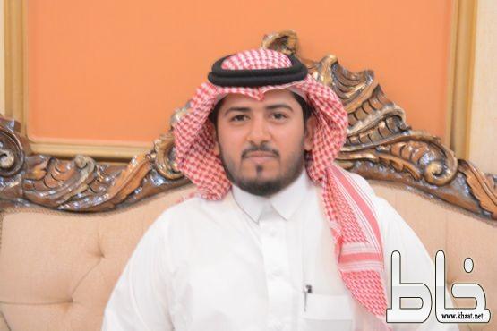 بالصور .. خالد محمد العذيبي يحتفل بعقد قِرانه