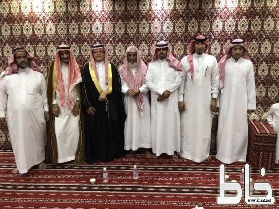 احتفال قبيلة العطاوي والسلمي باللواء خالد بن فتحي الشهري