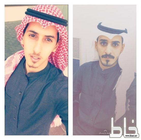 تركي وعلي أبناء احمد الحفظي يتلقون التهاني بمناسبة تعيينهم بالتعليم