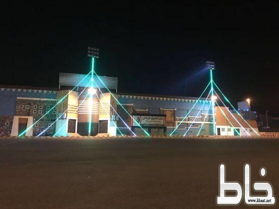 بلدية المجاردة تستعد للاحتفال باليوم الوطني الاربعاء القادم برعاية المحافظ