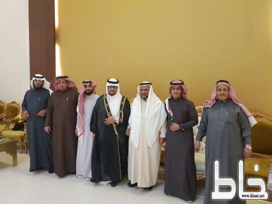 ال مفرح ابو حسان يحتفلون بزواج نجلهم بندر