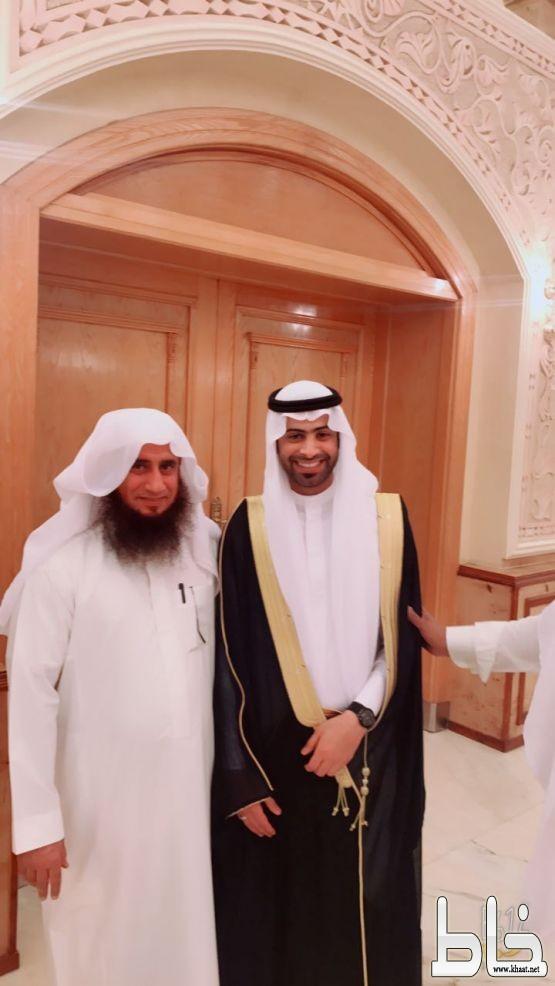 المهندس منصور العمري يحتفل بزواجه في جدة
