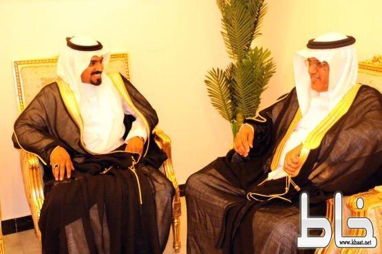 الشاب عامر علي الشهري يحتفل بزواجه