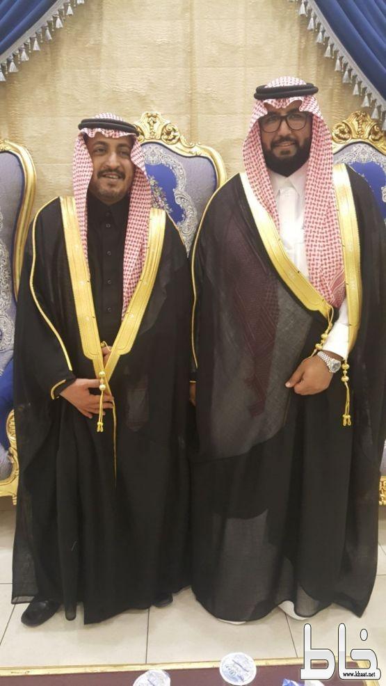 آل بن كامله يحتفلون بزواج ابنهم عبدالرحمن معيض