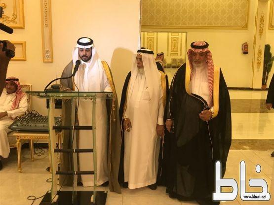 قصر الدانه يزف محمد آل شبا عريساً