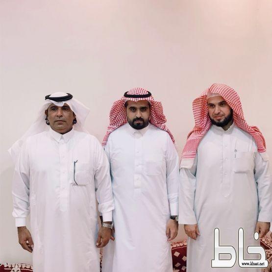 محمد حامد الكميتي يحتفل بقرآنه