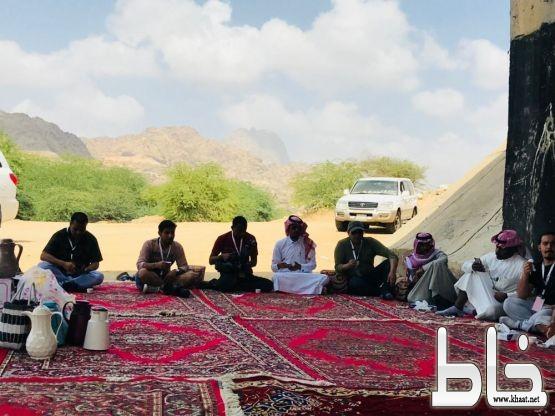 وفد المهرجان العربي للإعلام السياحي في زيارة لمركزي ثربان وأحد ثربان