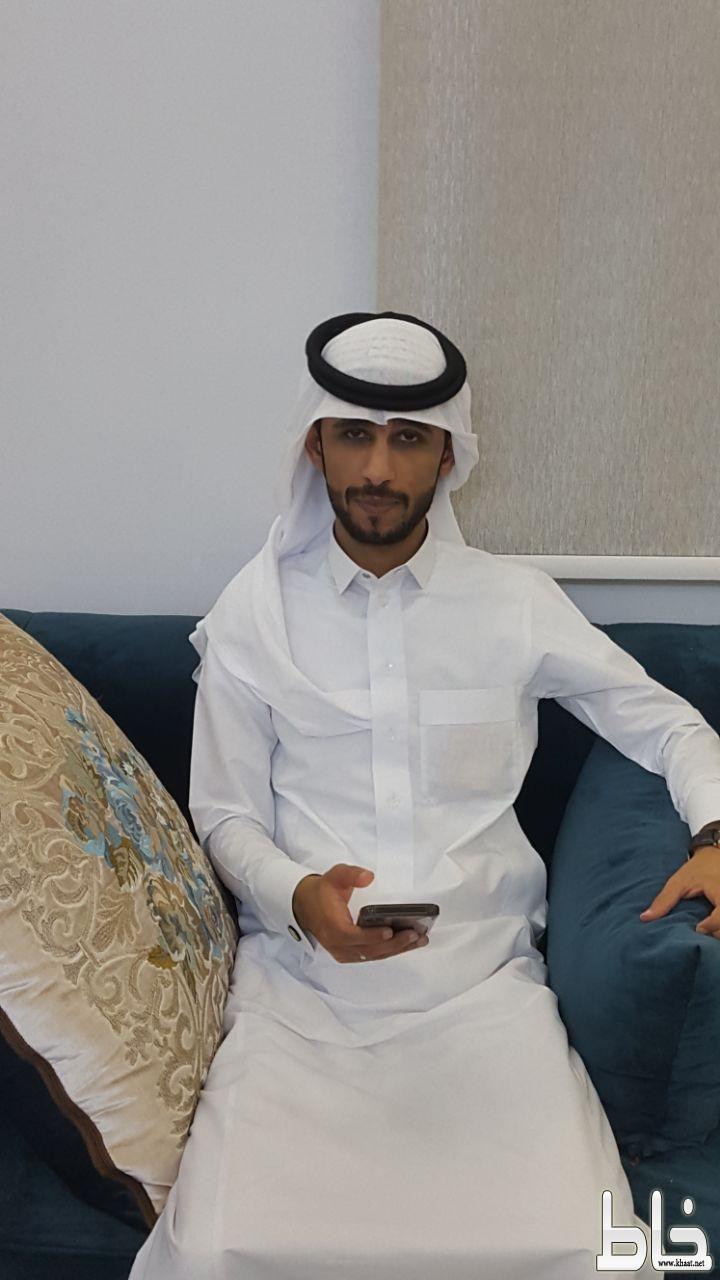 النقيب عبدالله بن علي العمري يعقد قرانه على كريمة عبدالله بن سعيد العمري