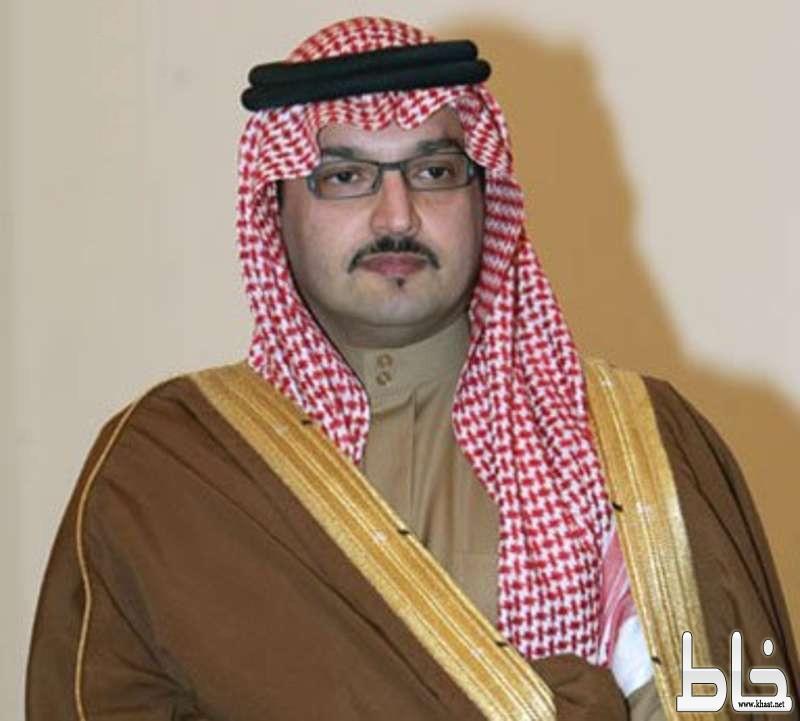 تعرف على الامير تركي بن طلال نائب أمير منطقة عسير