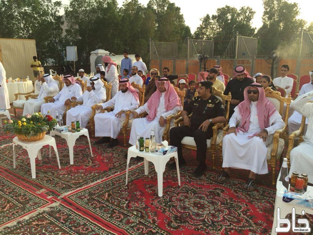الفلقي يرعى حفل تخريج (51) فارساً وفارسة من مدرسة الشهيد محمد بن سعود المتحمي