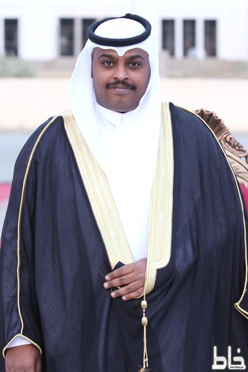 ناصر علي احمد يحتفل بزفافه..