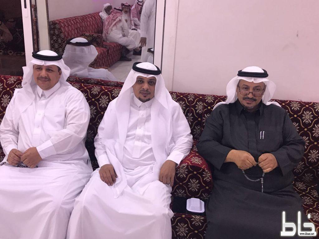 آل بو حسان يحتفلون بزفاف ابنهم  الأستاذ / علي بن مفرح العمري