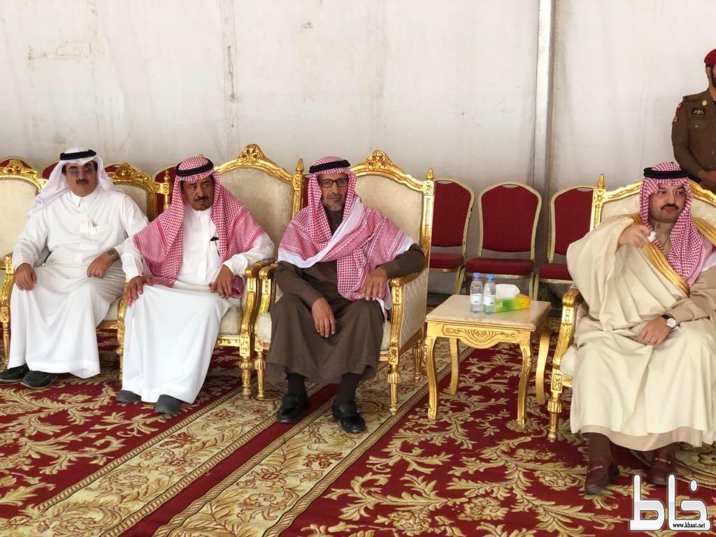أمير منطقة عسير ونائبه يعزيان أسرة آل حموض
