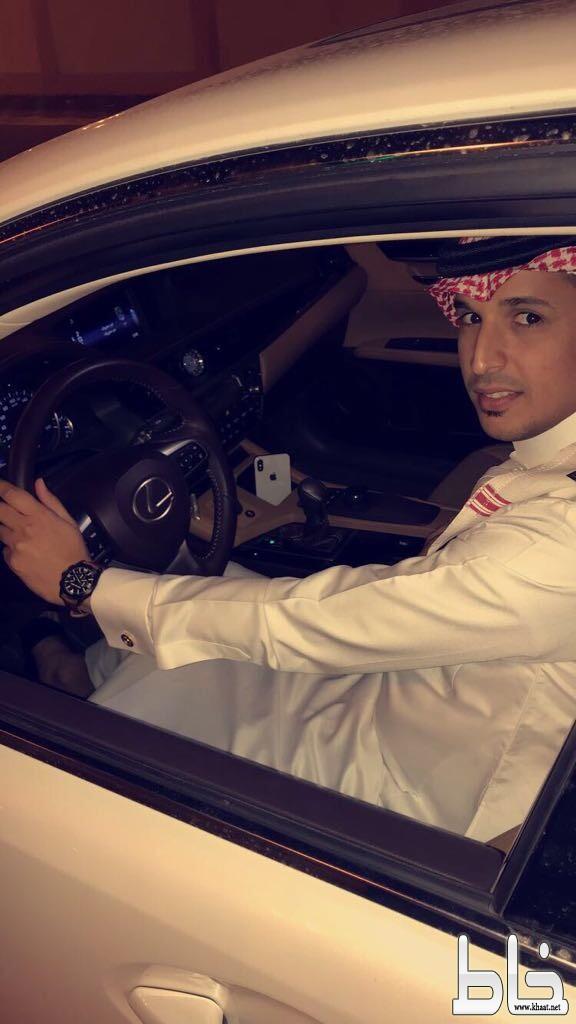 الملازم اول عبدالرحمن فيصل الشهري يحتفل بخطوبته