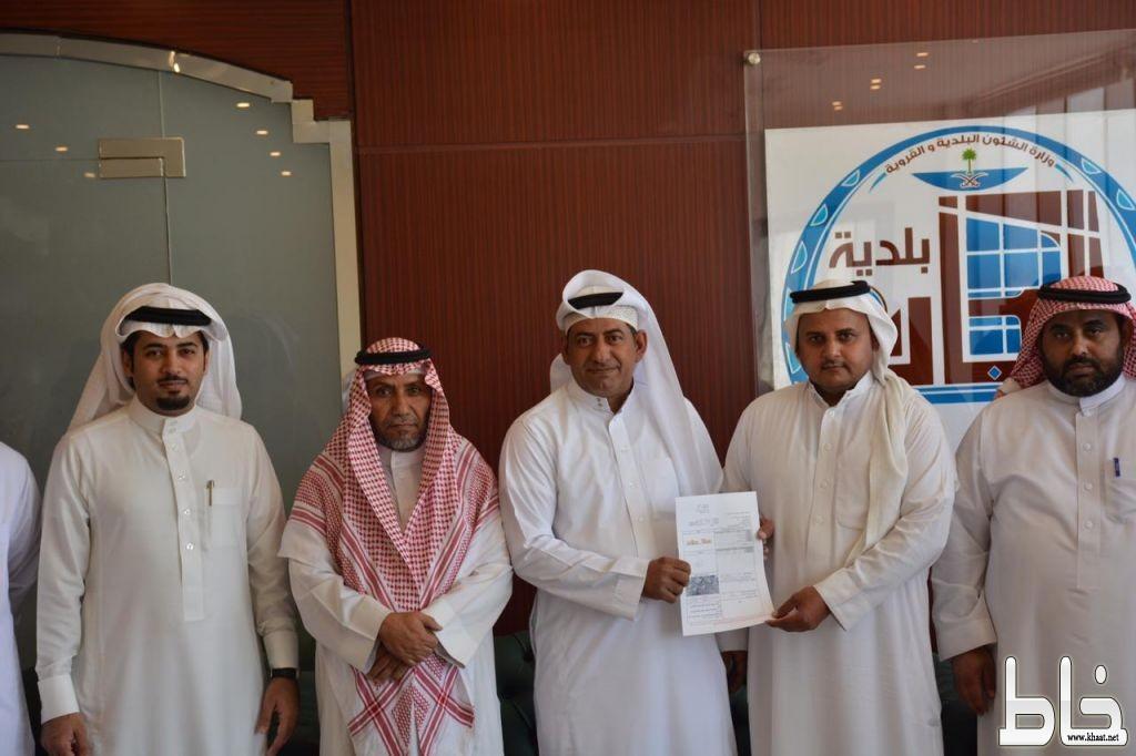 بلدية المجاردة تصدر أول رخصة بِناء إلكترونية عبر منصة بلدي