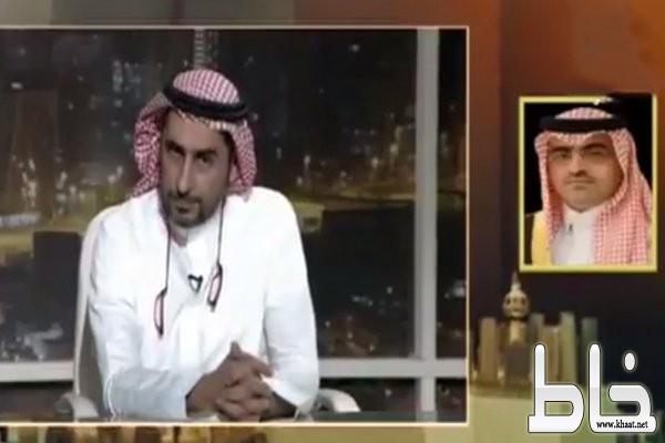 """فيديو.. مشادة على الهواء بين متحدث إمارة عسير ومحامي بسبب """"معنفة أبها"""""""