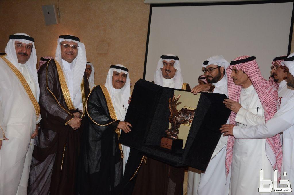 ابن مشيط يرعي حفل المتقاعدين من الخطوط السعودية