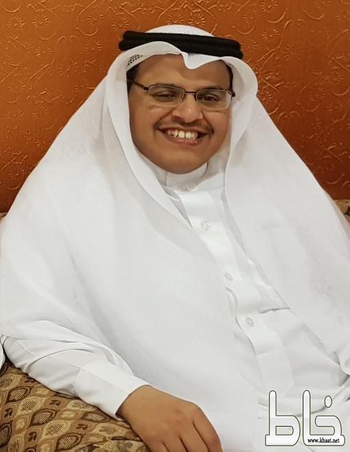 الدكتور متعب العمري يحتفل بزواجه
