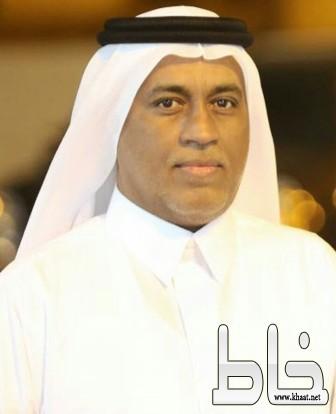 """نادي ام القرى يكرم """" العمري """"  رئيس تحرير """" خاط """""""