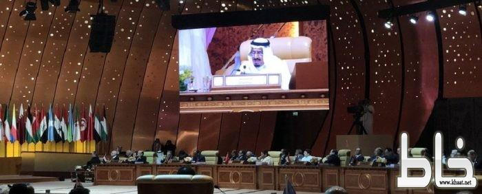 الملك يعلن تسمية القمة العربية الـ 29 بقمة القدس